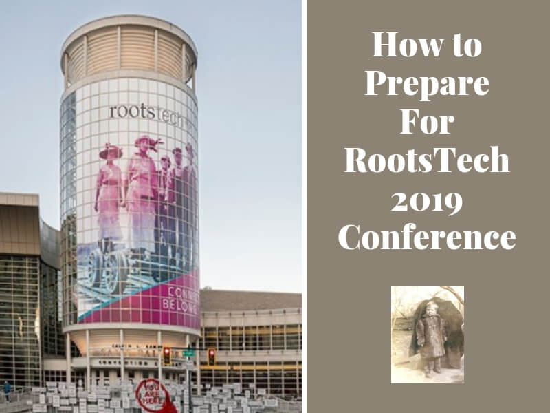Attending Rootstech (or any genealogy conference) can be overwhelming. Find great tips for getting the most out of your genealogy conference. Return refreshed and ready to find your ancestors!