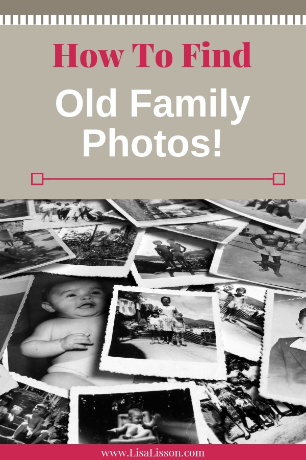 You've researched your ancestor and know a lot about him/her. Wondering what they looked like? Tips & resources (some free!) to find your ancestor's photo. #ancestors #genealogy #oldfamilyphotos