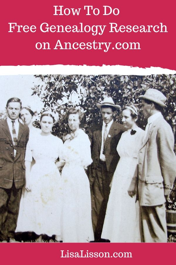 Genealogy can be expensive. Learn how to research Ancestry.com's free records collections!